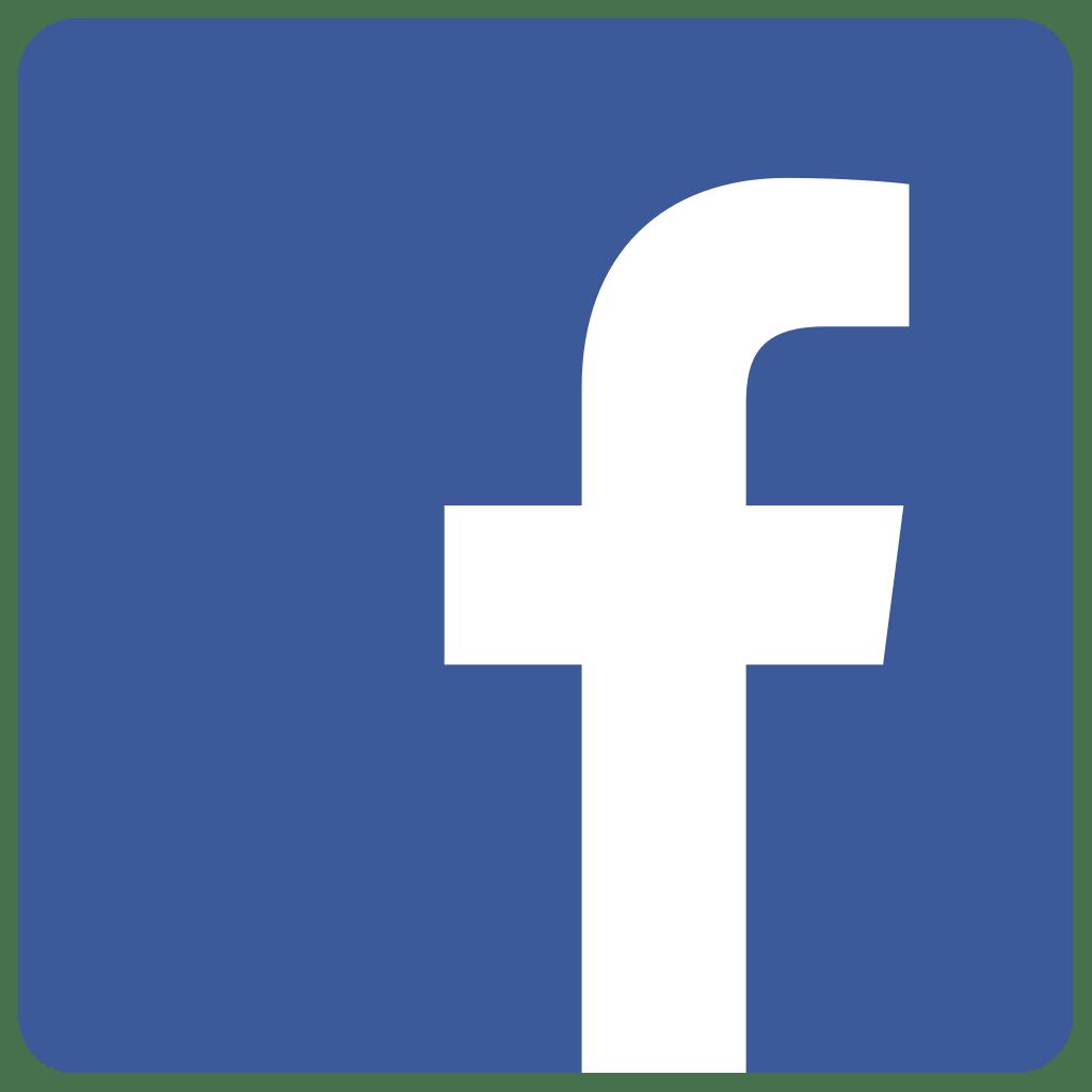 Facebook Logo im Social Media Überblick