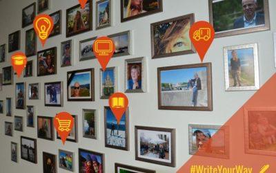 #WriteYourWay-Kickoff: Viele Wege führen zum Traumberuf!