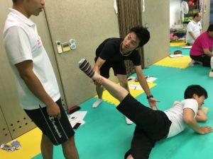 膝痛改善,エクササイズ,勉強会