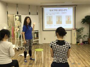 吉田弥生,コアコンディショニング,エクササイズ,体幹