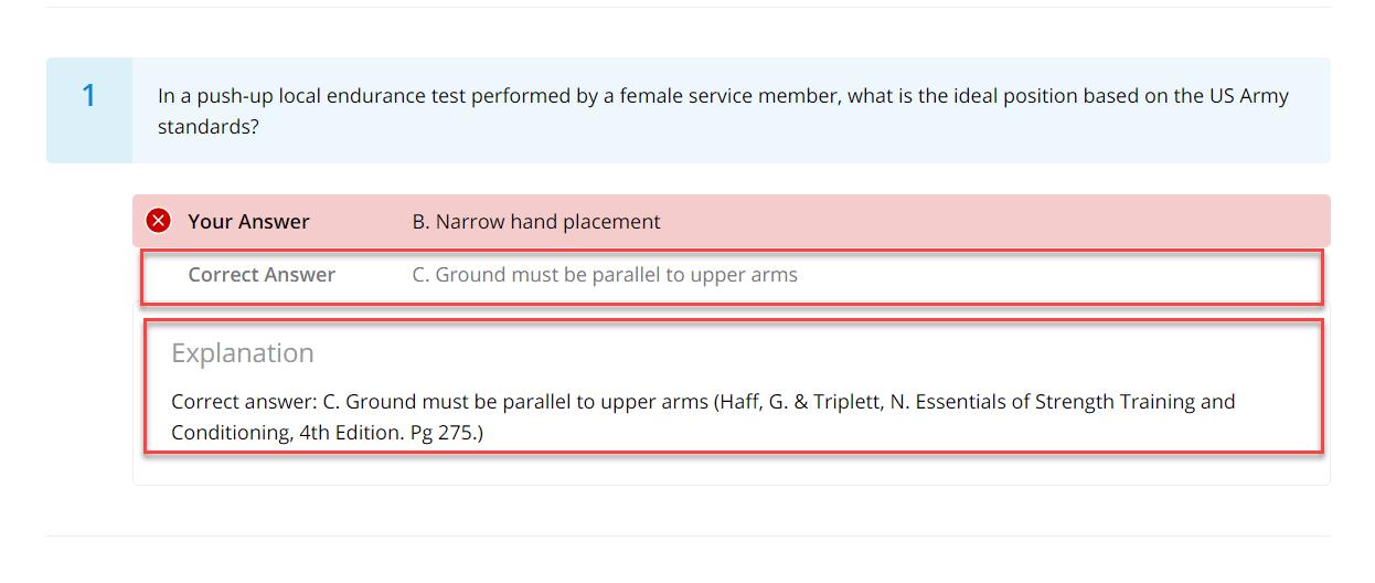 3 cscs test explanation