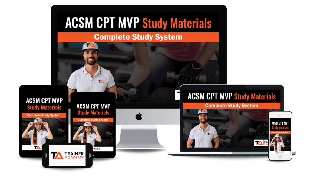 ACSM CPT MVP Package