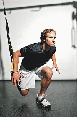 drew brees trx workout