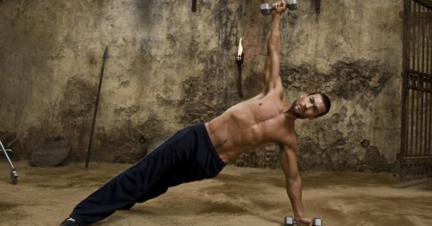 spartacus workout 2 exercises