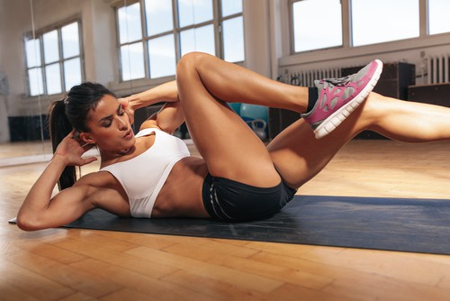 abs finisher