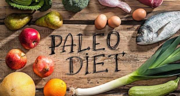 lose weight paleo diet