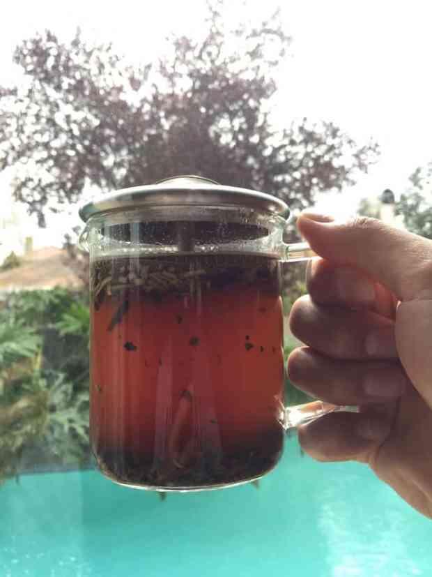 pu-erh tea weight loss drinks