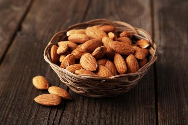 almonds superfoods