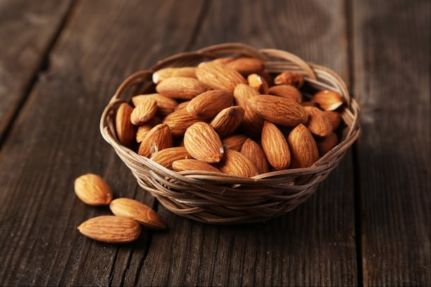 almonds superfoods