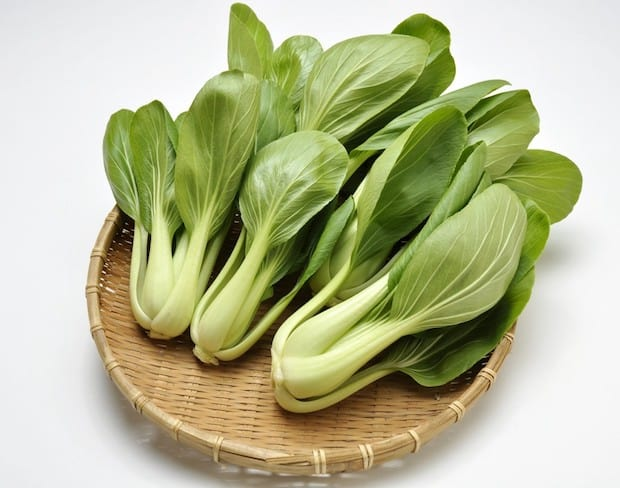 bok choy superfood