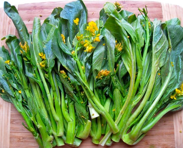 mustard greens superfood