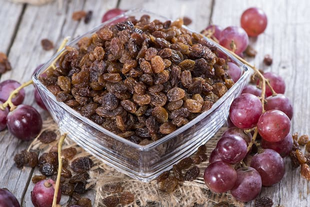 raisins superfood