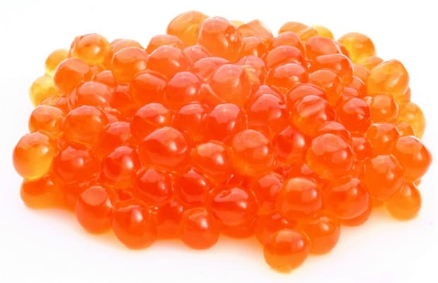 salmon roe superfood