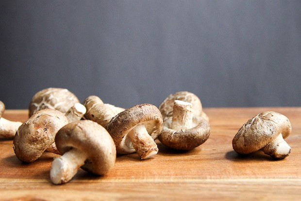 shiitake mushrooms superfood
