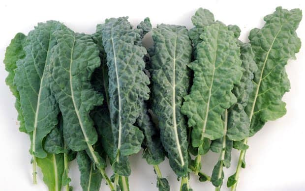 superfoods kale