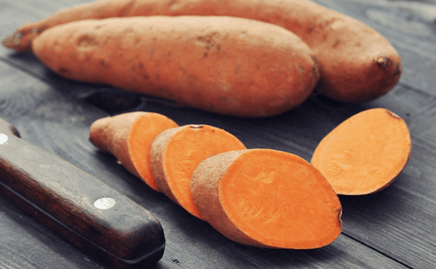 sweet potatoes superfood