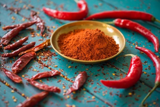 cayenne pepper heart health