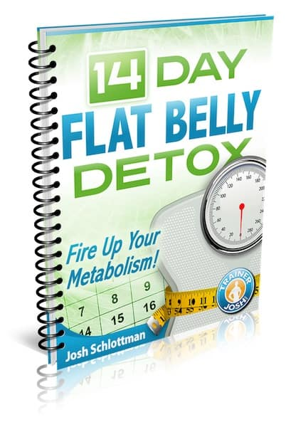 14 Day Flat Belly Detox
