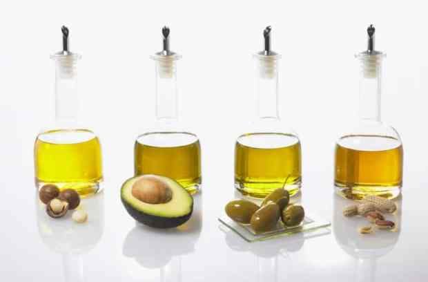 monounsaturated fat cooking oils