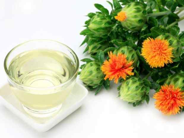 safflower oil bad