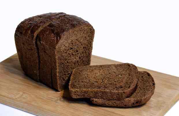 rye bread weight loss