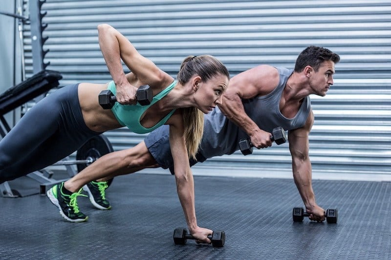 how to lose 10 pounds in a week exercise