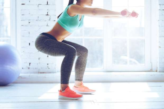 exercise to lose cellulite
