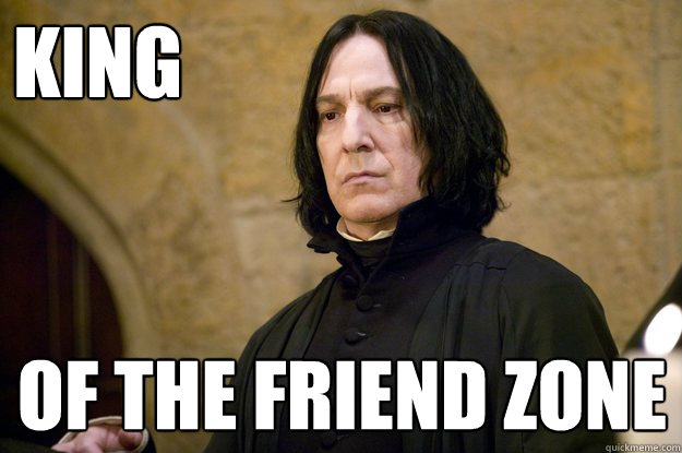 The Special Kind of Hell Called Friend Zone (2/6)