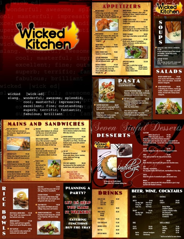 When Wicked Is Both Good And Sinful (1/6)