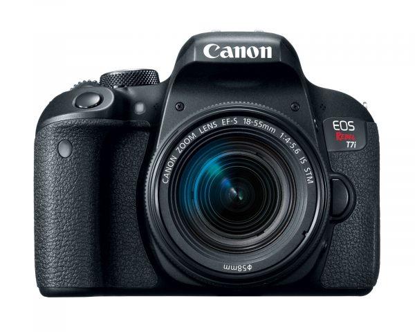 Canon ra mắt Canon EOS 800D