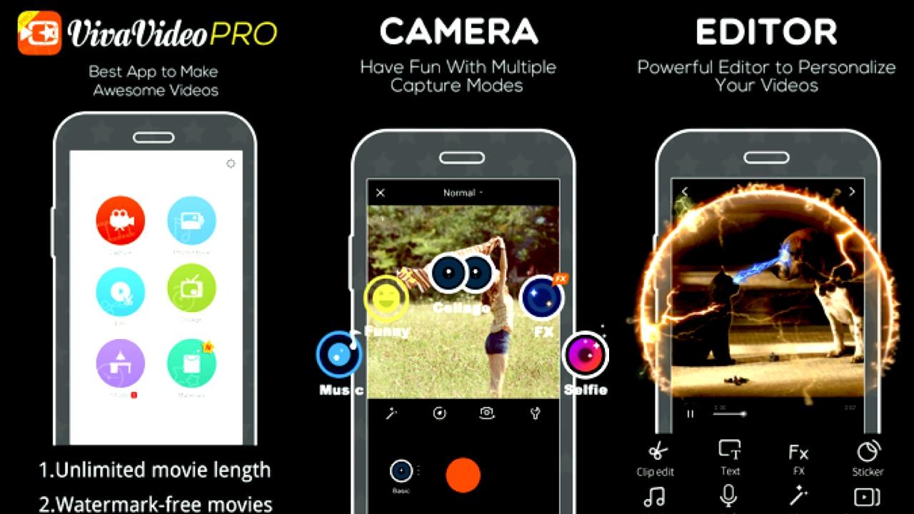 Cách tải VivaVideo Pro miễn phí cho iPhone chưa jailbreak
