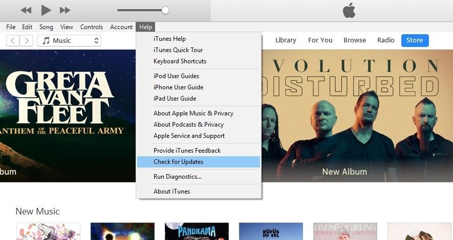 Cách sửa lỗi iTunes Error 4000 2