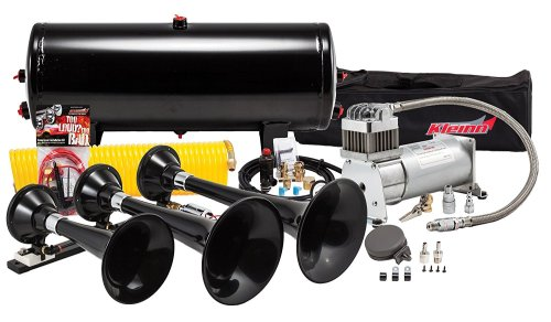 small resolution of make your truck s bark match its bite with the kleinn hk7 train horn kit when it s time to step up your sound game there s only one air horn in the