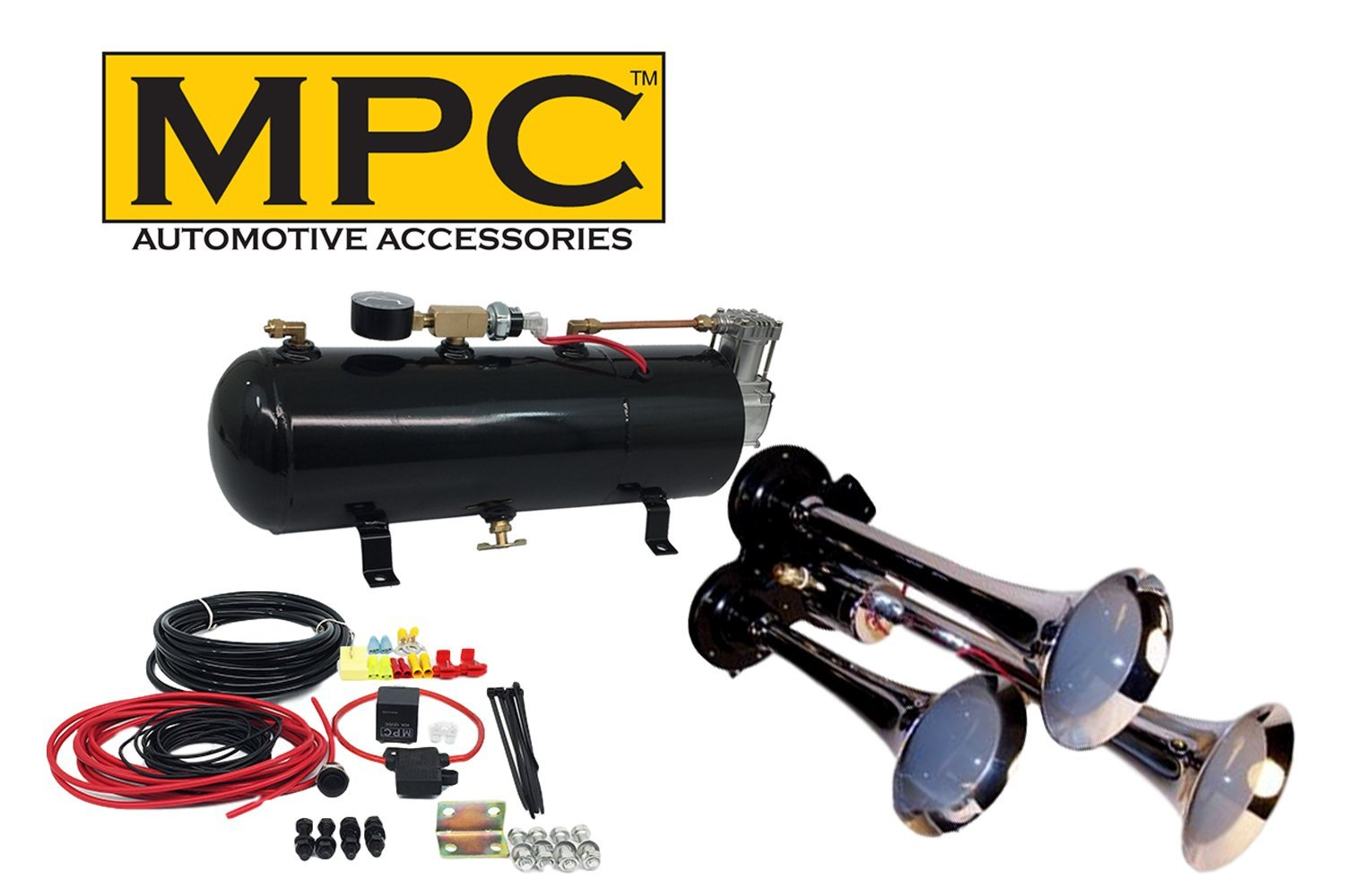 hight resolution of mpc m1 train horn kit