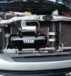 wiring up air horn [ 1280 x 720 Pixel ]