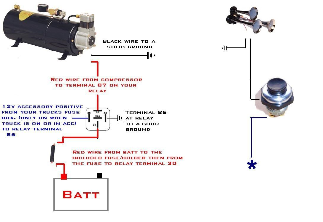 hight resolution of kleinn train horn wiring diagram 32 wiring diagram kleinn air horn installation diagram train horn wiring diagram