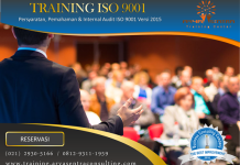 training iso 9001 2015