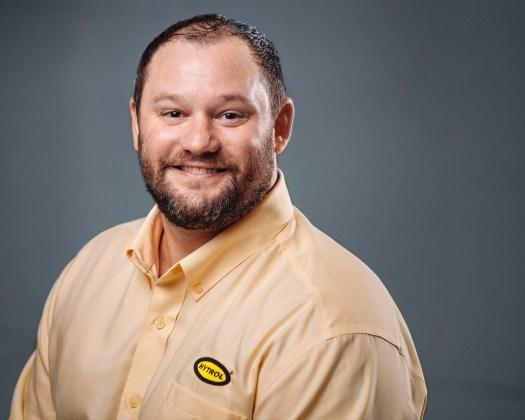 Customer Training Specialist Sean Mitchell