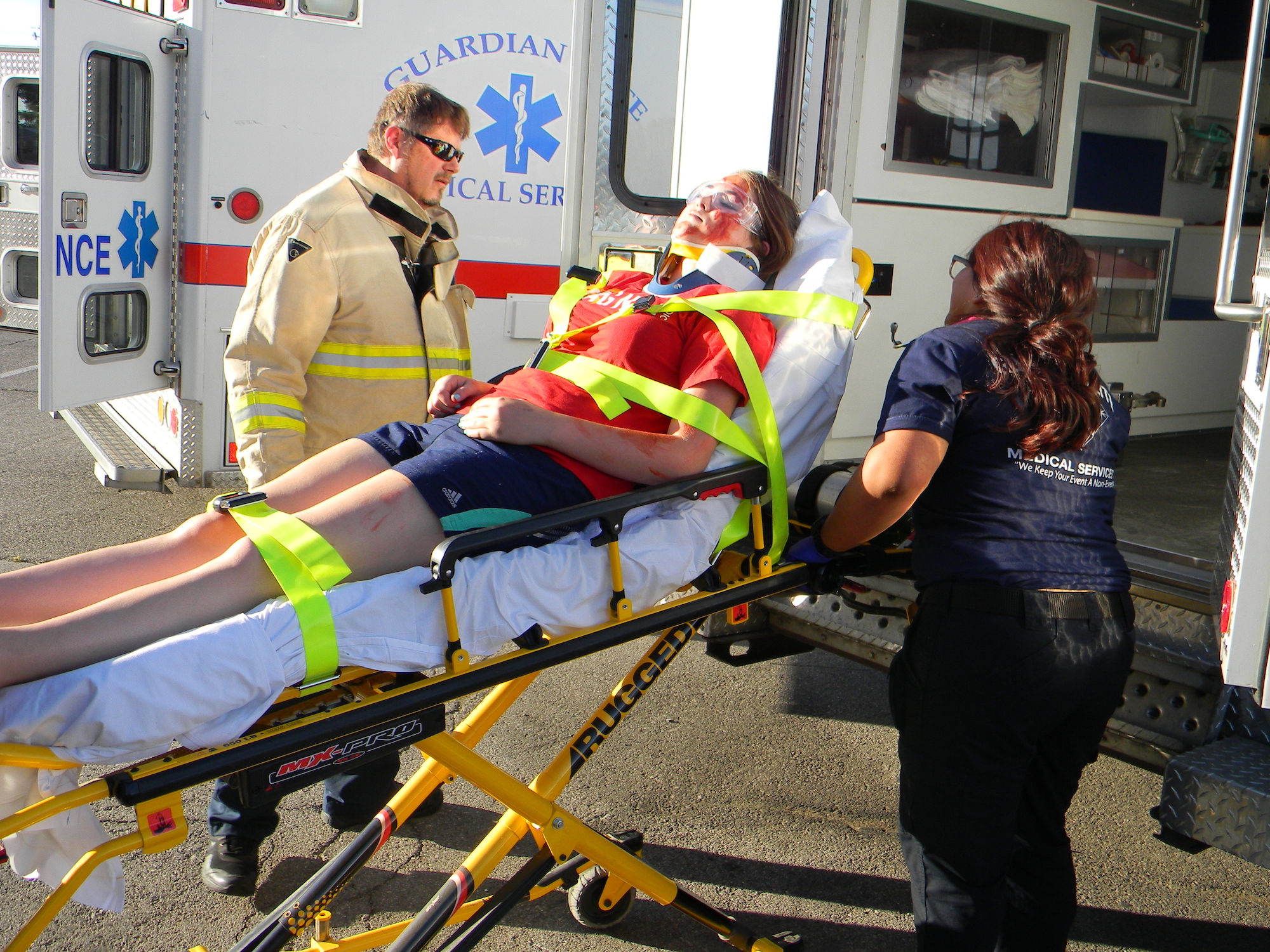 EMT Refresher – February 1 to March 1, 2019