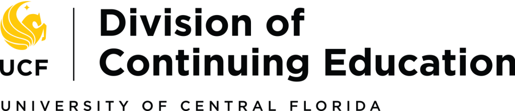 UCF Division of Continuing Education logo