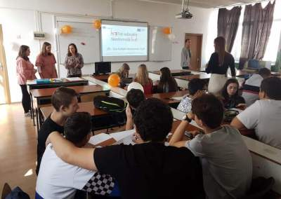 Non-formal education, Constanta, Romania