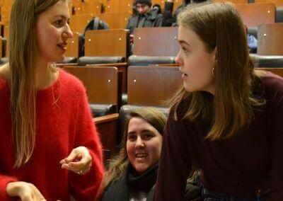 Au contraire, January 2020, Romania