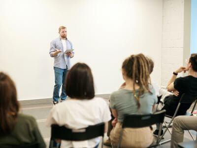 Courses for adult educators