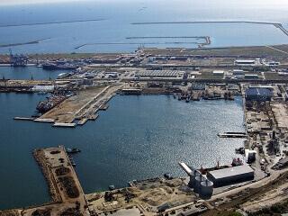 Blue economy Constanta port