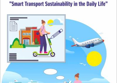 Smart Sustainable Transport, April 2021