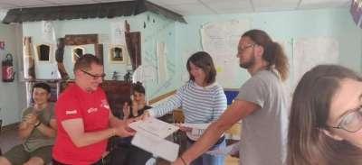 Power of Play Erasmus+ Training Course