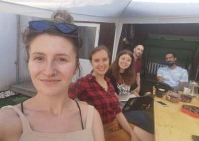 Language Cafe n°4, August 2021, Constanta