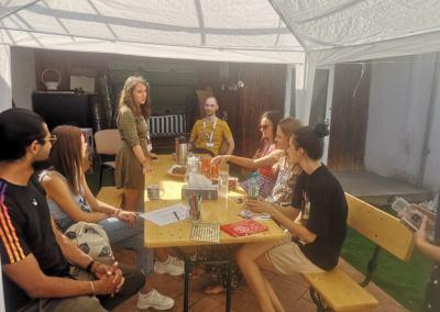 Language Café n°3, July 2021, Constanta