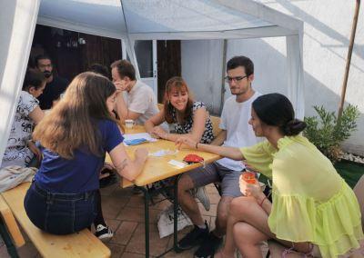Language Cafe n°5, August 2021, Constanta