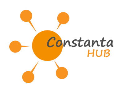 ConstantaHub Romania Logo